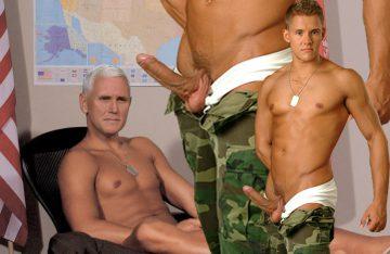 mike pence gay porn lookalike brad patton