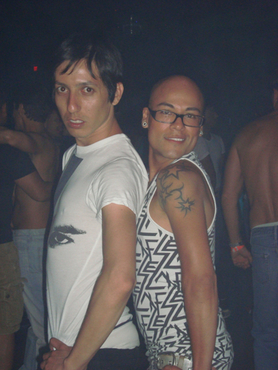 White Party Pics by Angela Franzer