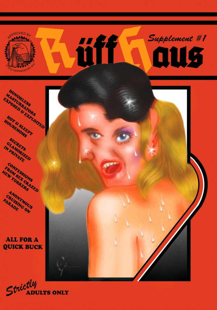 Issue 1 of Ruff Haus
