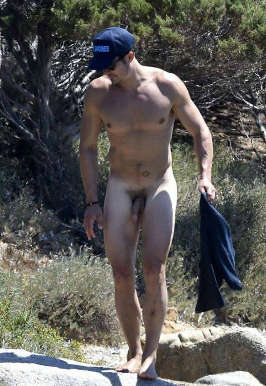 orlando bloom full frontal naked
