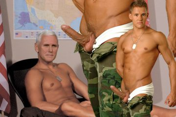 mike pence gay porn lookalike brad patton