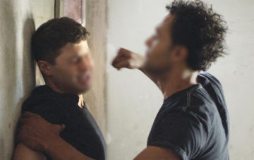 gay domestic violence