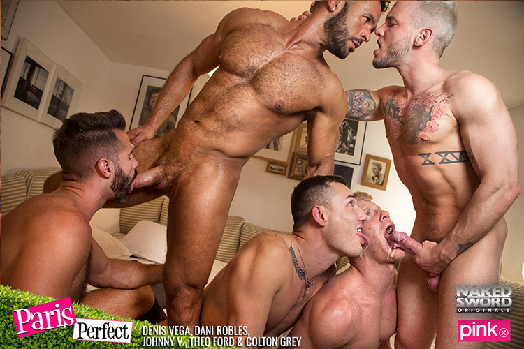 nakedsword gay porn paris perfect